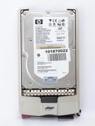 HPE BD30058232 300GB 10000RPM 3.5inch Large Form Factor 8MB Cache Dual Port Fibre Channel-2Gbps Hot Swap Hard Drive