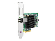 HPE 81E AJ762B 8Gb Single Port PCI-Express X8 Fibre Channel (Short Wave) Host Bus Adapter for StorageWorks