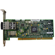 HPE NC6770 244949-B21 1Gbps Single Port PCI-X 133MHz 1000Base-SX MultiMode Plug-in Card Gigabit Ethernet Wired Network Adapter for Proliant and StorageWorks Server
