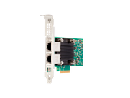 HPE 840137-001 Ethernet 10Gb Dual Port 562T PCI Express 3.0 x4 Network Adapter for Apollo and Proliant Generation10 Servers (3 Years Warranty)