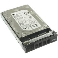 Dell 400-AGEE 6TB 7200RPM 3.5inch Large Form Factor SAS-6Gbps Hot-Swap Hard Drive for PowerEdge Servers and PowerVault Storage Arrays (1 Year Warranty)