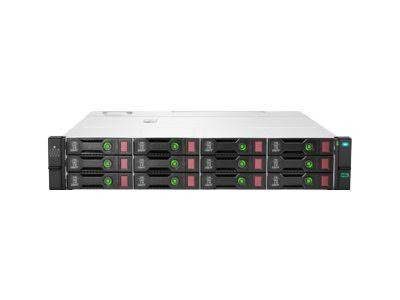HPE Q1J14A 120TB Bundle and D3610 Smart Carrier with 12x10TB (12G SAS 7.2KRPM 3.5inch LFF Midline HDD)