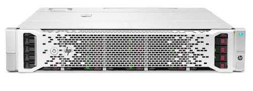 HPE Q1J20A 50TB Bundle and D3710 Smart Carrier with 25 x2TB (12G SAS 7.2kRPM 2.5inch SFF Midline HDD)