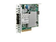 HPE Flexfabric 701531-001 Dual Port 10Gbps Ethernet PCI Express 2.0 x8 534FLR-SFP+ Network Adapter for Proliant Generation9 Generation10 and Apollo Generation9 Generation10 Servers