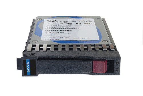 HPE 841500-001 1.6TB 2.5inch Small form Factor SAS-12Gbps Mixed Use Solid State Drive for Modular Storage Array 1040/2040 SAN (3 Years Warranty)