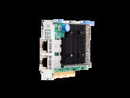 HPE 817721-B21 10Gb Ethernet Dual Port PCI Express 535 FLR-T Network Adapter for Proliant Gen10 Servers (3 Years Warranty)