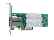 HPE StoreFabric 853011-001 SN1100Q 16Gbps Dual Port Low Profile PCI Express 3.0 Fibre Channel Host Bus Adapter (3 Years Warranty)