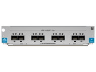 HPE ProCurve J9538A 8-Port 10Gbps Ethernet SFP+ v2 zl Module for E5400/E8200 Series zl Switches (3 Years Warranty)