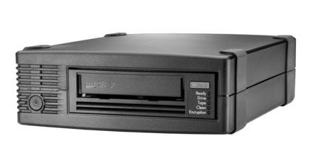 HPE StoreEver BB874A LTO-7 Ultrium 15TB SAS-6Gbps 15000 Tape Drive (3 Years Warranty)