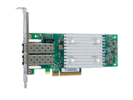 HPE StoreFabric SN1100Q P9D96A 16Gbps Dual Port Low Profile PCI Express 3.0 Fibre Channel Host Bus Adapter (3 Years Warranty)