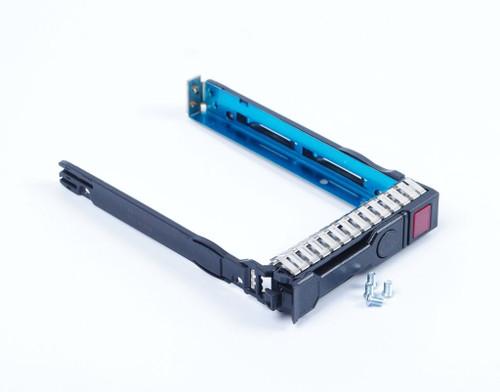 HPE 651687-001 2.5inch Small Form Factor SAS/SATA SC Hard Drive Tray for Proliant Generation8 Generation9 Generation10 Servers (90 Days Warranty)