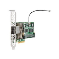 HPE 749798-001 Smart Array P441/4GB FBWC 12Gbps Dual Ports PCI Express 3.0 x8 External SAS Controller for ProLiant Gen9 Servers and MSA 2040 Storage (3 Years)