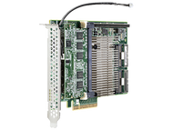 HPE 761880-001 P840 4GB 16 Channel PCI Express -3.0 x8 SATA-6Gbps / SAS-12Gbps Smart Array Flash Backed Write Cache RAID Storage Controller for Generation9 Proliant Server