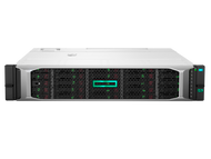 HPE QW967A StorageWorks D3700 25-Bay 2.5inch SFF SAS/SATA Disk Enclosure - Supported with ProLiant Gen8 and Gen9 Servers and BladeSystems