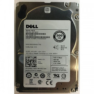 Dell 0754GC 300GB 10000RPM 2.5inch Small Form Factor (SFF) 64MB Buffer SAS-6Gb/S Hot-Swap Enterprise Hard Drive for Poweredge Servers