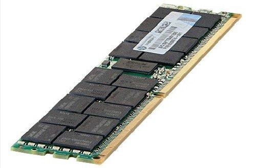 HPE 672631-B21 16GB (1x16GB) 1600MHz 240-Pin PC3-12800R ECC Registered CL-11 Dual Rank DIMM DDR3 SDRAM Memory for Proliant Server