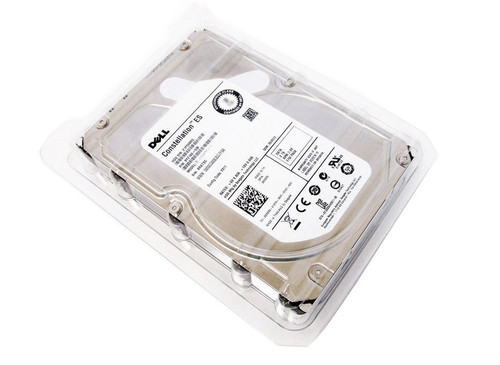 Dell 074DYX 1TB 7200RPM 3.5inch Large Form Factor(LFF) SAS-6Gbps 64MB Buffer Hot-Swap Hard Drive for Poweredge and Powervault Servers