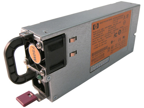 HP 506821-001 750 Watt Common Slot Gold High Efficiency Hot-Swap Power Supply for ProLiant Server