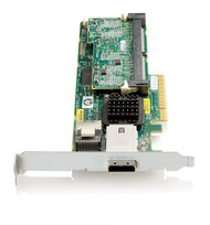 HPE 462834-B21 P212 256MB Dual Port PCI Express -2.0 x8 Serial ATA-150 / SAS-300 Plug in Card Smart Array RAID Storage Controller