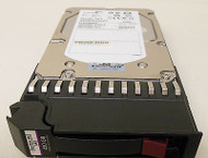 HPE AJ737A 450GB 15000RPM 3.5inch Large Form Factor SAS-3Gbps Dual Port Hard Drive for Modular Smart Array2 and StorageWorks Servers