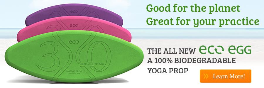 Yoga Block And Ergonomically Designed Yoga Prop By Three