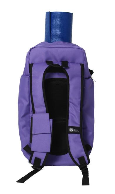 Yoga bag by Yoga Sak in color Purple Heart