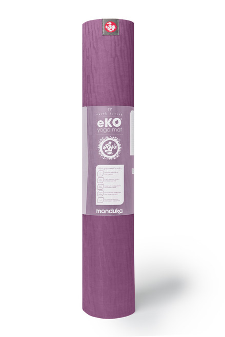 Yoga Mat - Manduka eKO Mat in color Acai