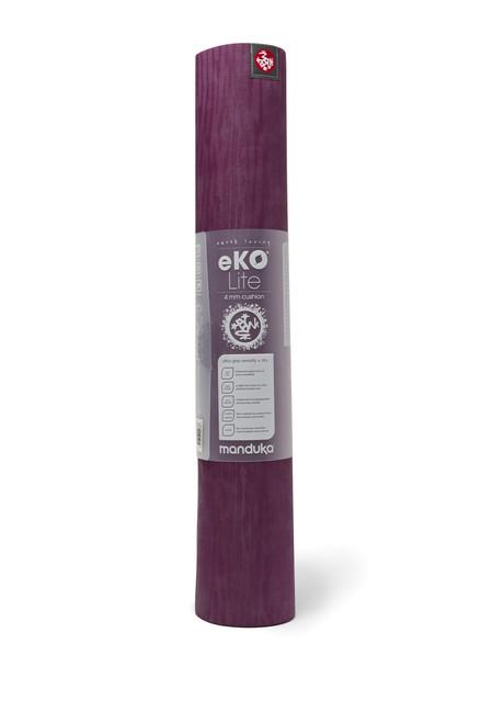 Yoga Mat - Manduka eKOlite mat in color Acai
