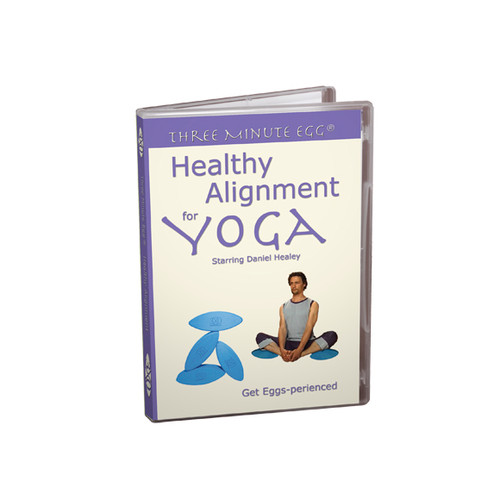 Download our Healthy Alignment for Yoga Video where you can learn 20 postures in 27 minutes and have a practice that's a great start to anyone's day.