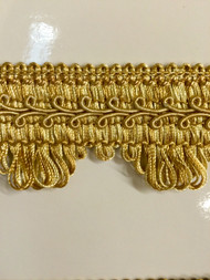 "1.75"" GIMP HEADER-58/10-11                  GOLD"