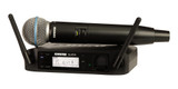 Shure GLXD24/BETA58 Handheld Wireless System