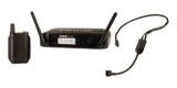 Shure GLXD14/PGA31 Headworn Wireless System