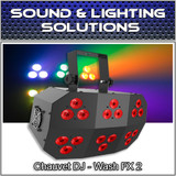 Chauvet DJ Wash FX2 18 Quad-Color RGB+UV LED Effect Light