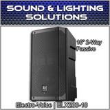 """Electro-Voice ELX200-10 10"""" 2-Way Passive Speaker Monitor ELX20010"""