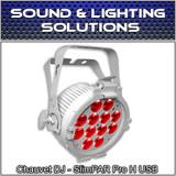 Chauvet DJ SlimPAR Pro H USB (White)