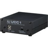 UCC-1 USB to CAN bus interface for IRIS-NET controlled devices (e.g. remote controlled amplifiers).