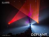 Defiant 3W RGB