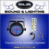 Chauvet DJ EZ Par 56 Single Pack