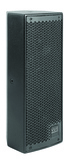 Vue Audiotechnik I Class I-2x4.5 Black Dual Inch Surface Mount Full Range System