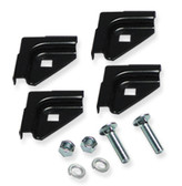 T Junction Splice kit for ICC ladder rack, black