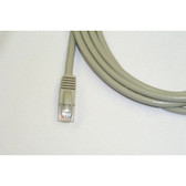 UTP 5' Gray Patch Cable With Flexible Boots CAT6 568B
