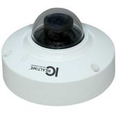 Full HD IP Fish-Eye Mini Dome Camera Indoor 2MP W/ IR & PoE