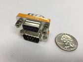Null Modem Adapter DB9M/F ***Mini***