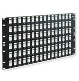 "Blank Patch Panel 128 Port 14"" (8U) High"