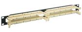 Cross Connect Block 100-Pair 1U Rack Mount CAT5e