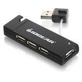 4-Port USB Hub (Data Transfer & Power Charging)