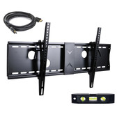 "LCD Mount, Tilting Wall Mount for 37""- 70"" Flat-Panel TVs"
