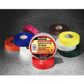 "Vinyl Tape 35, Red Color Tape 3/4"" x 66'"
