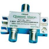 2 Way Splitter/Coupler 1GHz Passive