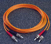 ST/ST Multimode Duplex 1 Meter (3.28') 62.5/125, 2mm